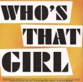 Who's That Girl (Promo)