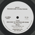 Welcome To The Pleasuredome (Promo)