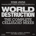 World Destruction (The Complete Celluloid Mixes) (White Vinyl)