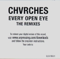 Every Open Eye (The Remixes)